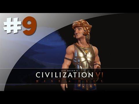 Ecosse - #9 Civilization VI, Rise and Fall