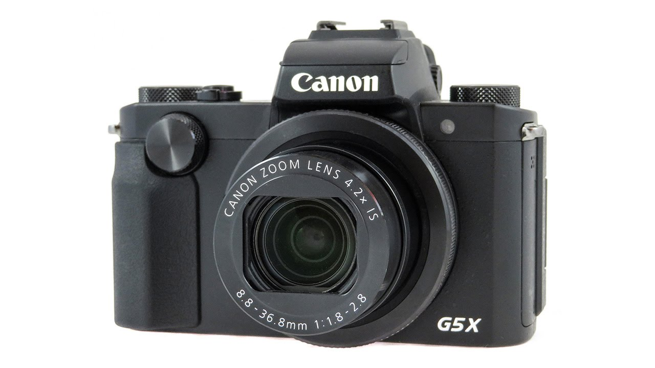 Canon Powershot G5 User Manual