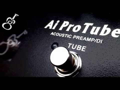 DC Gear Review Intro for GMF Ai ProTube acoustic Preamp/DI
