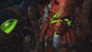 Смерть Кил'джедена, Иллидан и Аргус. Warcraft | Вирмвуд