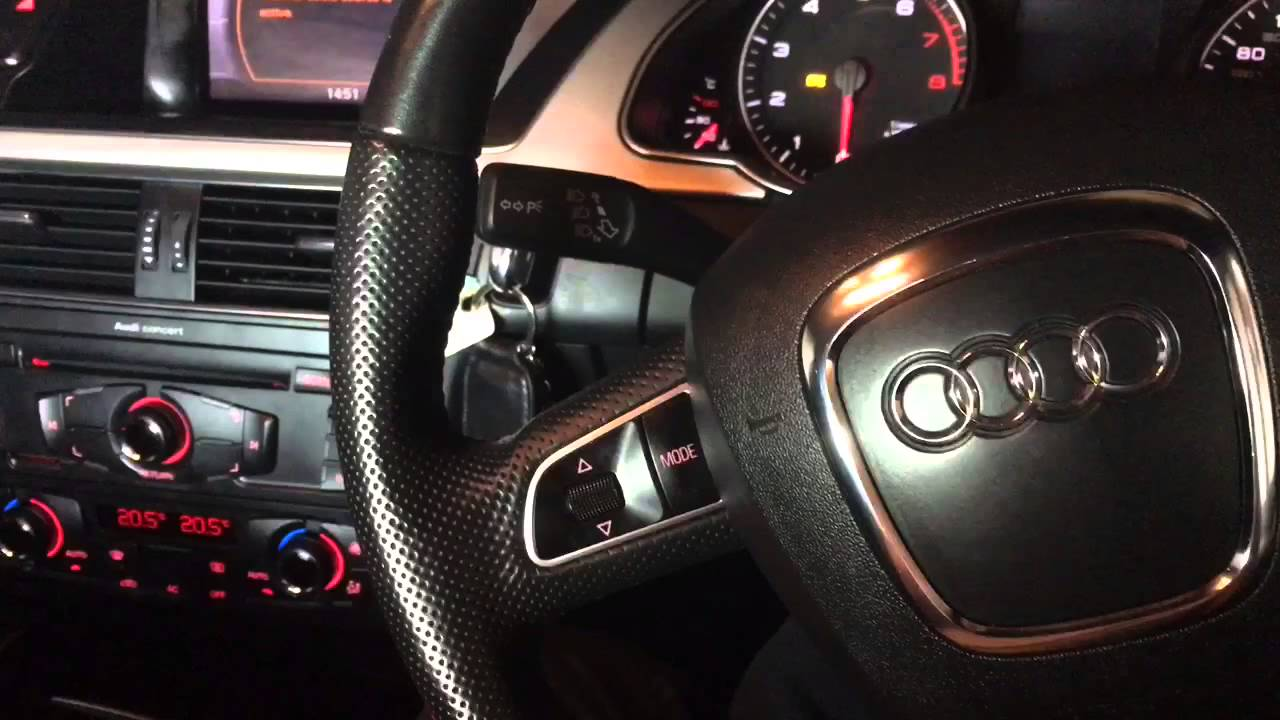 Audi A5 Sound System Review >> Audi A5 S Line Bang Olufsen Sound System High Quality Youtube