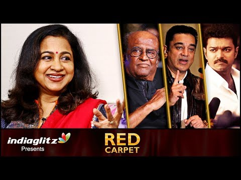 Can Tamil Superstars succeed in the Political game? : Radhik