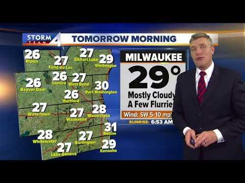 Brian Gotter's Wednesday 10pm Storm Team 4cast