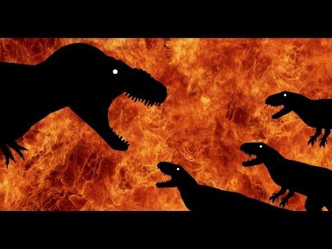 Jurassic Rage!!! Tarbosaurus vs Venatosaurus
