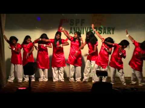 Malayalam Pentecostal Church in Sydney - SPF 6th Anniversary Kids Welcome Dance and Imagination