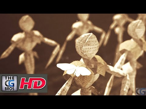"CGI 3D Animated Short ""The Kiss"" - by Demorrius Sims"