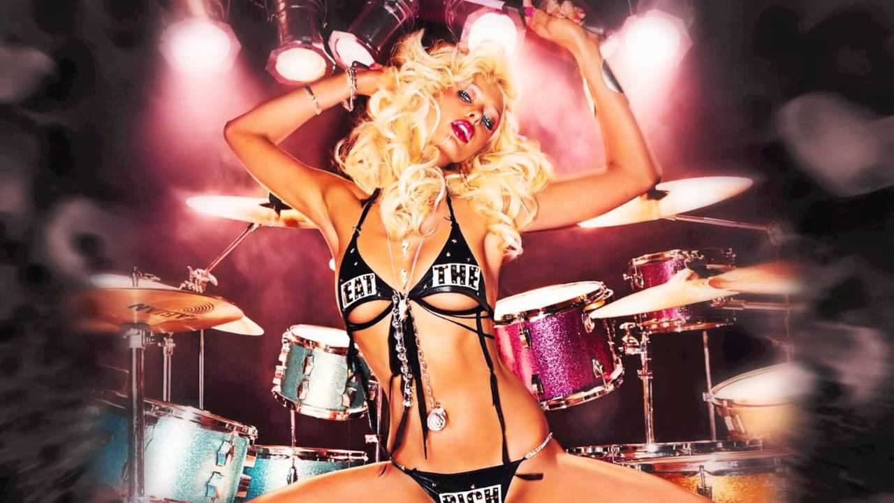 Hot sexy naked brazilian women