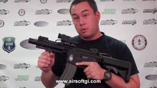 Airsoft GI - Brand New Airsoft GI G4 AEG Features