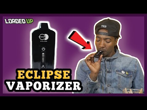 How to vape weed – Using E-Clipse Dry Herb Vaporizer