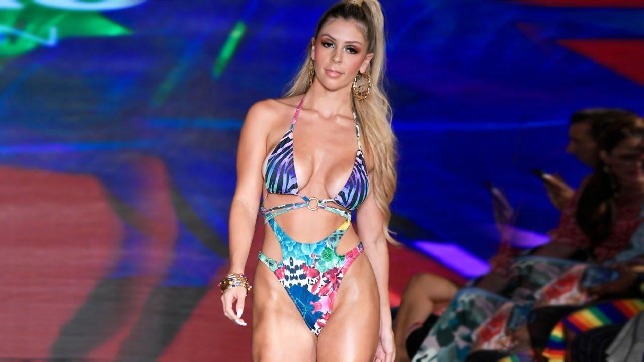 Lila Nikole Spring/Summer 2022 Art Hearts Miami Beach Swim