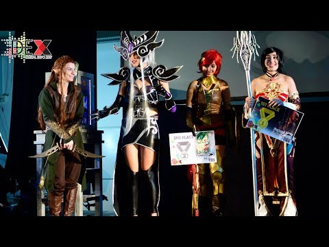 [Digital Expo] Digital Expo 2017 - Cosplay Contest (1080p / 60fps / Athens / Greece / 01.10.2017)