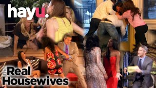 Top 5 Fights! | The Real Housewives