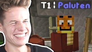 PALUTEN IST KAPUTT IM KOPF! | Minecraft Bedwars