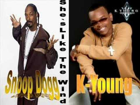 K-Young ft. Snoop Dogg - She`s Like The Wind