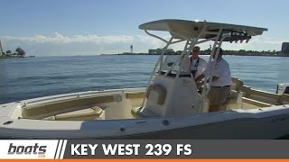 2015 Key West 239 FS: First Look Video