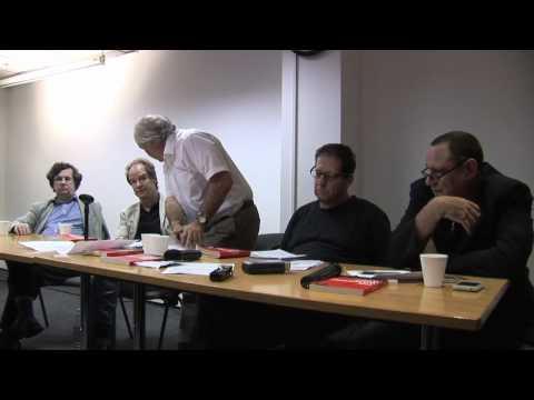 Panel Discussion on 'Jewish Identity Politics' Part 2