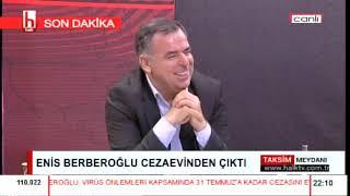 Berberoğlu'na salgın iznini Yarkadaş ayrıntılarıyla açıkladı!   Taksim Meydanı 2. Bölüm - 5 Haziran
