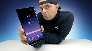 O MELHOR ou O PIOR ??? Galaxy Note 8