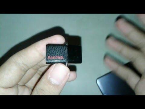 Review FlashDisk Sandisk Dual Drive 32Gb || #giveawaydkid || #GIVEAWAYDKID