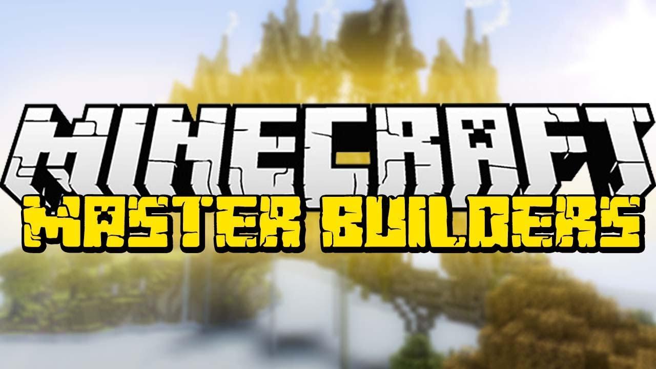 Minecraft Baumhaus Master Builders