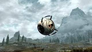 How To Get Portal 2's Space Core in Skyrim