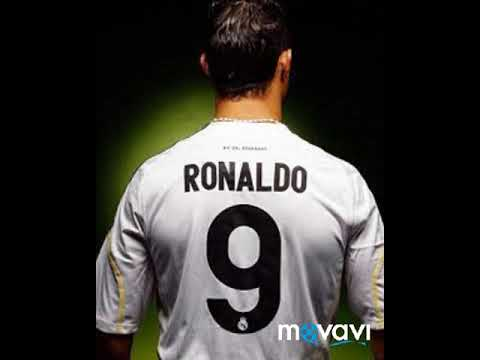 Ronaldo 9 Real Madrid Shirt