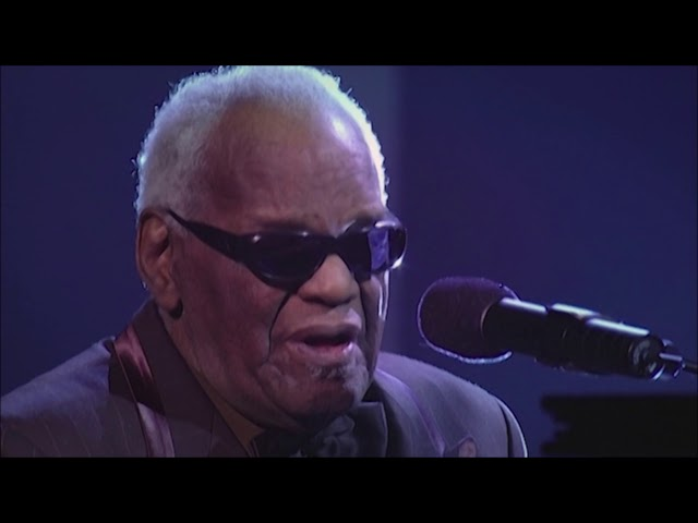 Ray Charles - My Buddy (Love you Quincy) at Kennedy Center Honors 2001