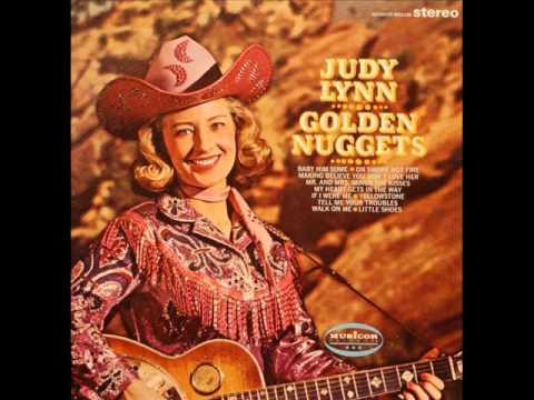 """Judy Lynn """"Walk On Me"""""""