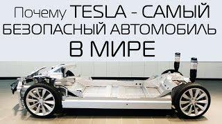 Рама Tesla Model S/X + ходовая