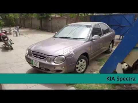 Kia Spectra 2001 Model for sale