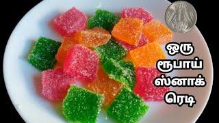 90's Kids Favorite Snack   homemade gummy