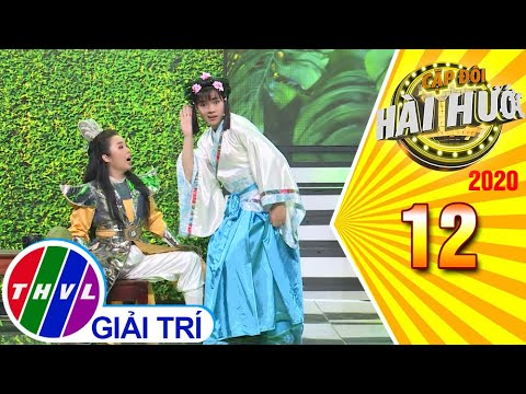 Cặp đôi hài hước Mùa 3 – Tập 12: Tiểu phẩm Huynh đệ song hành – Việt Trang, Đông Hải