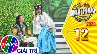 Cặp đôi hài hước Mùa 3 - Tập 12: Tiểu phẩm Huynh đệ song hành - Việt Trang, Đông Hải