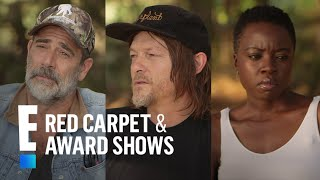 """TWD"" Stars Weigh in on Andrew Lincoln's Exit From AMC Series 