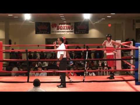 2009 DC Silver Gloves Dusty Harrison vs. Demetrius Martin