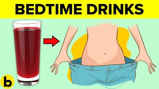 5 Bedtime Drinks That Can Help You Lose Weight