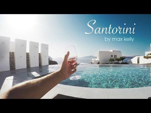 Best of Beautiful Santorini Greek Islands Video FULL in HD GoPro Hero 4 Feiyu Tech gs4  Gimbal