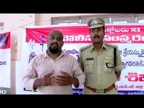 BLOOD 2 LIVE PAVAN SPEECH ON VOLUNTARY BLOOD DONATIONS IN KADAPA DISTRICT