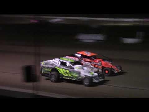 Ransomville Speedway Super Dirt Car Series Sportsman Feature Highlights 9-8-17