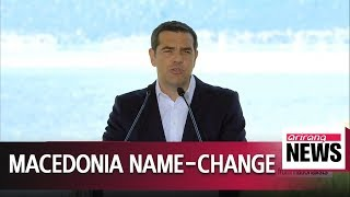 Macedonia, Greece sign historic agreement on name change amid protests from nationalists