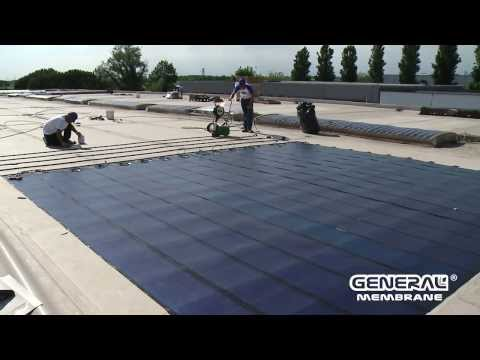 Application of GeneralSolarPV SH on a synthetic layer - ENG