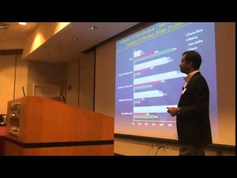 Ethnic Greens and Herbs Workshop 2014: Dr Ramu Govindasamy