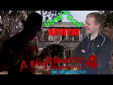 Good or Bad: A Nightmare on Elm Street 4: The Dream Master Review