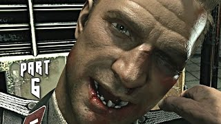 Wolfenstein The Old Blood Walkthrough Gameplay Part 6 - Tortured (PS4)