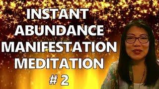 Instant Abundance Manifestation Meditation Series (2)