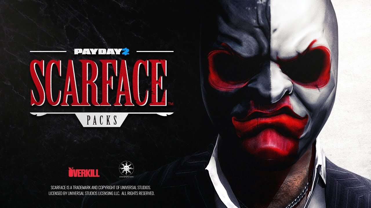 Scarface Quotes Wallpapers Payday 2 Scarface Packs Trailer Youtube