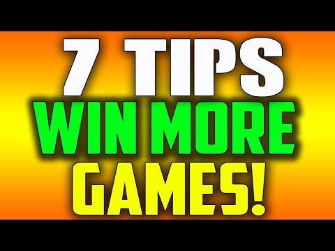 7 TIPS THAT WILL HELP YOU WIN MORE GAMES IN MADDEN 18!!