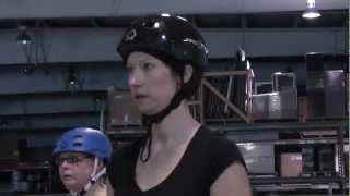 Traverse City Roller Derby: Becoming a Derby Girl