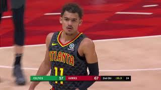 Boston Celtics vs Atlanta Hawks : January 19, 2019