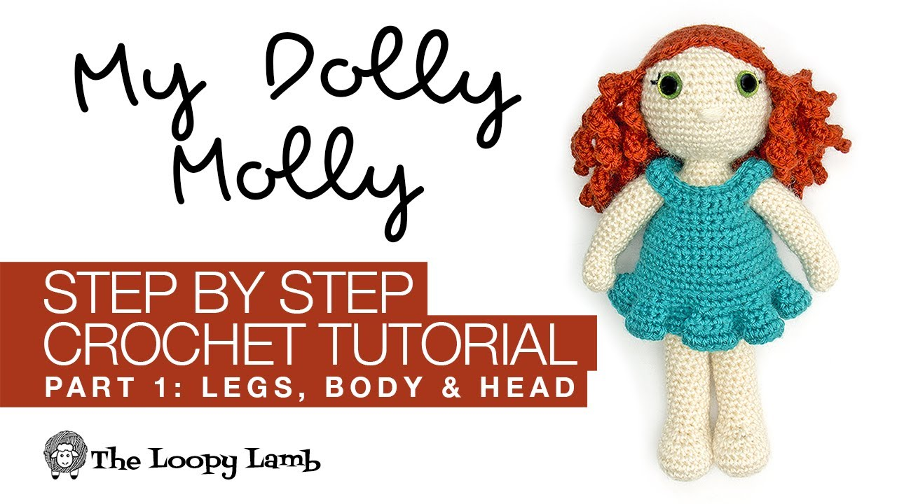 Ravelry: Molly Doll pattern by Amigurumi Today | 720x1280